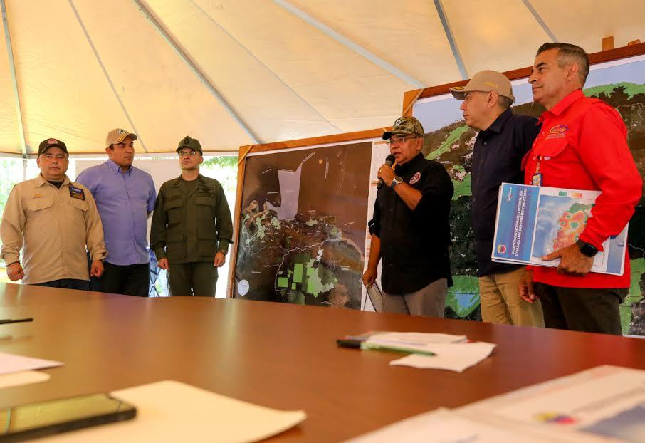 Activado Comando Unificado Nacional Contra Incendio Forestales para el periodo seco (5)