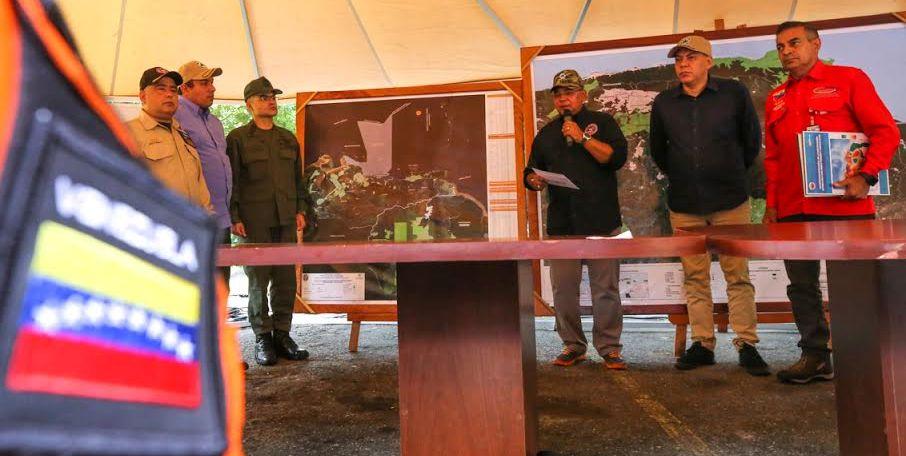 Activado Comando Unificado Nacional Contra Incendios Forestales para el periodo seco