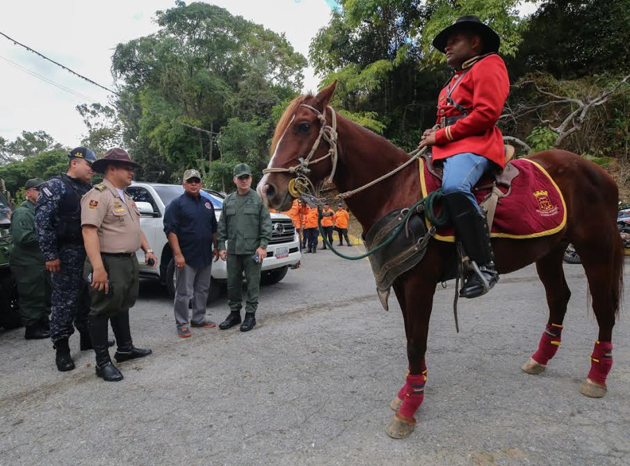 Activado Comando Unificado Nacional Contra Incendio Forestales para el periodo seco (7)