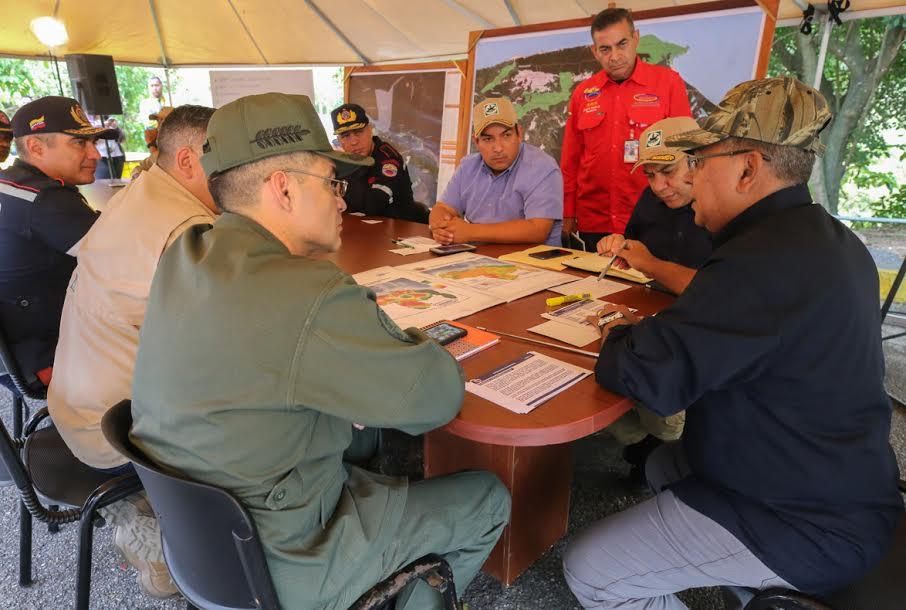 Activado Comando Unificado Nacional Contra Incendio Forestales para el periodo seco (8)
