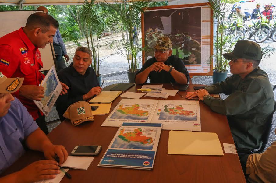 Activado Comando Unificado Nacional Contra Incendio Forestales para el periodo seco (9)