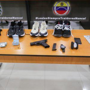 Detenidas 12 personas involucradas en delitos de homicidio y hurto (2)