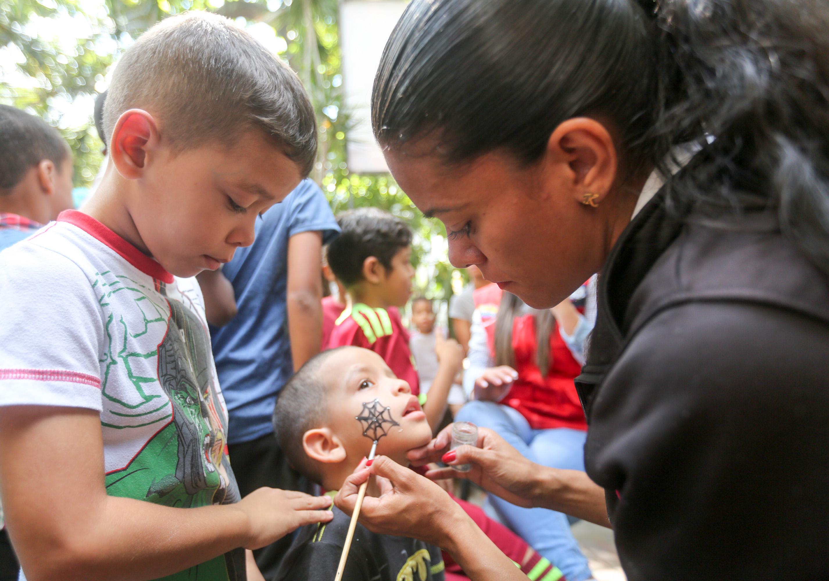 Frente preventivo entrega 24 mil juguetes en todo el país (6)