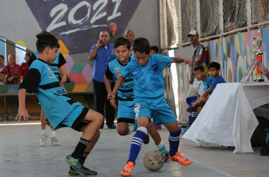 Gran Toma Preventiva, Deportiva y Cultural por la Paz y la Vida en el 23 de Enero