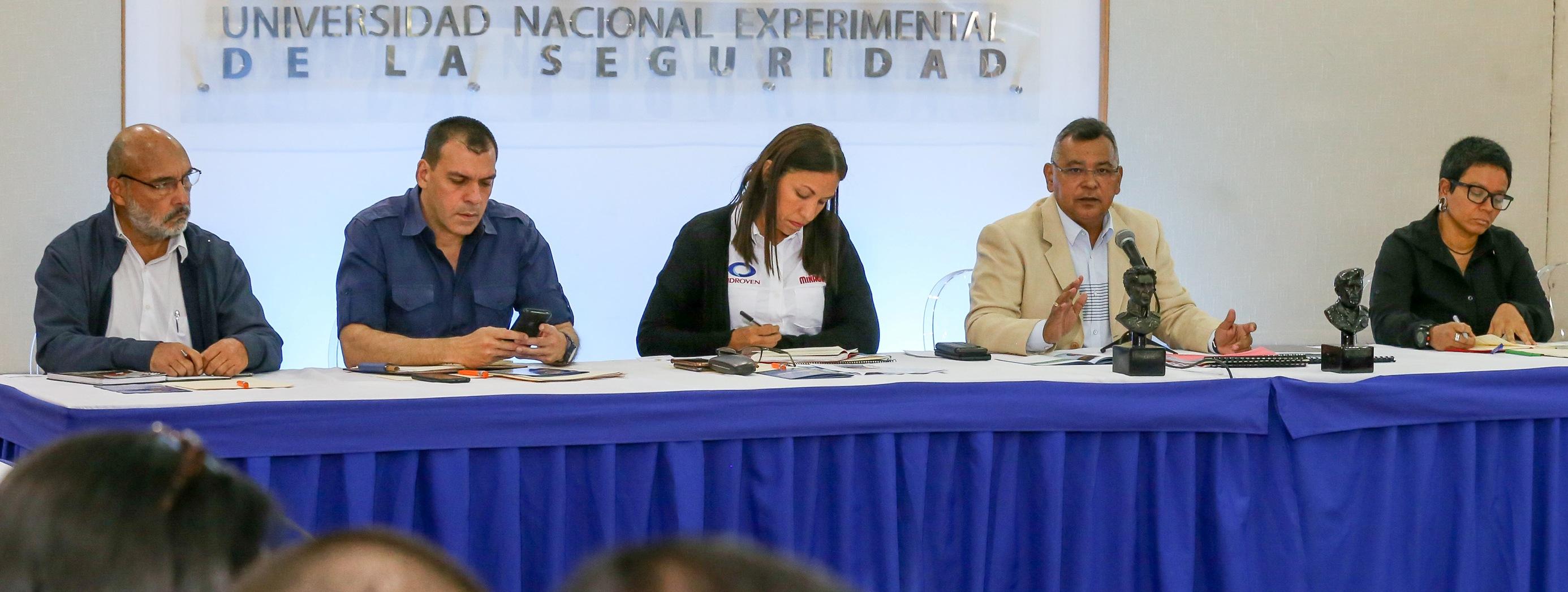 Gobierno nacional instala Estado Mayor de Servicios y Obras Públicas en beneficio de las comunidades
