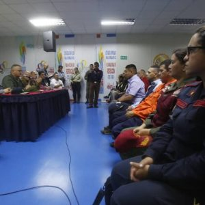 Mérida cuenta con Estado Mayor de la Gran Misión Cuadrantes de Paz (5)