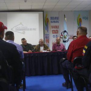 Mérida cuenta con Estado Mayor de la Gran Misión Cuadrantes de Paz (6)