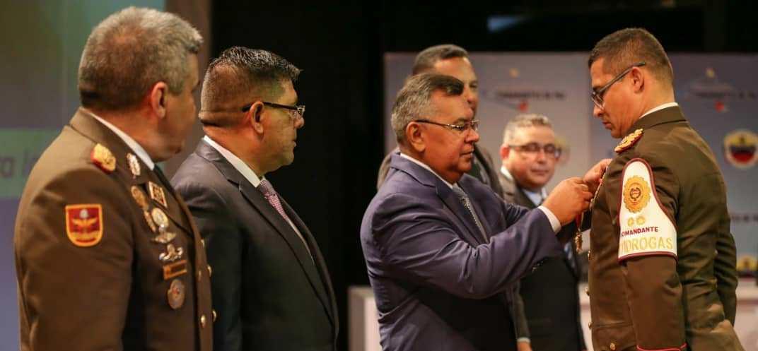 ONA consolida su lucha contra el tráfico ilícito de drogas en el país