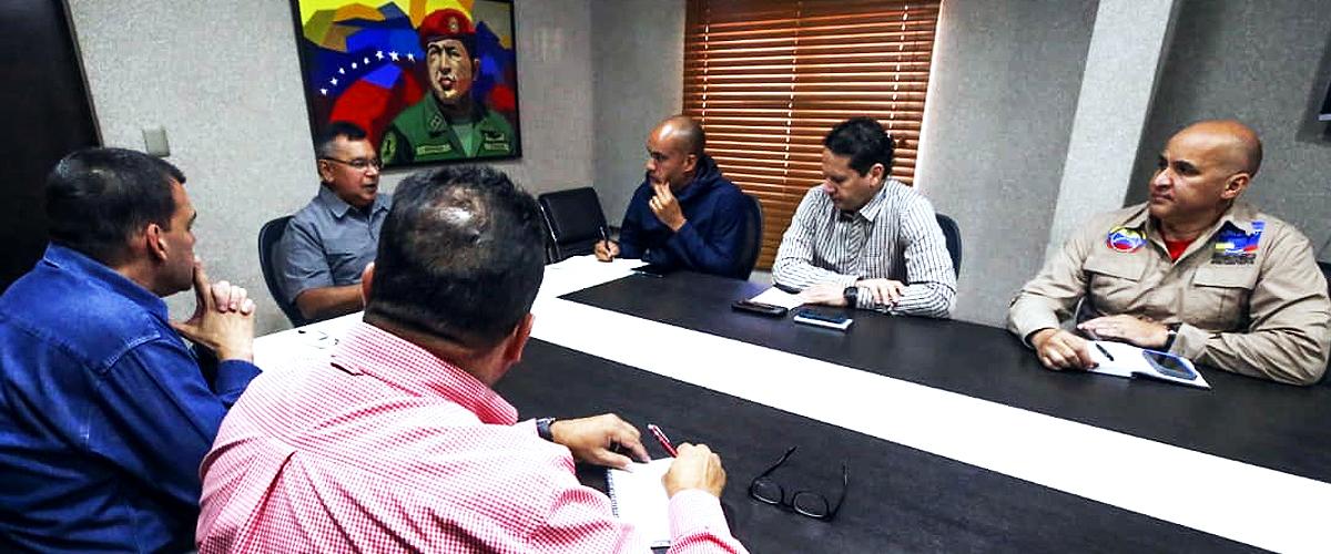 Vicepresidente Reverol: Nada detendrá nuestro empeño en mejorar la calidad de vida de los venezolanos