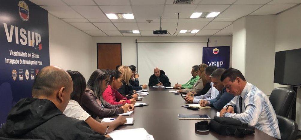 Visiip e Interpol-Venezuela afianzan la territorialización de la seguridad ciudadana
