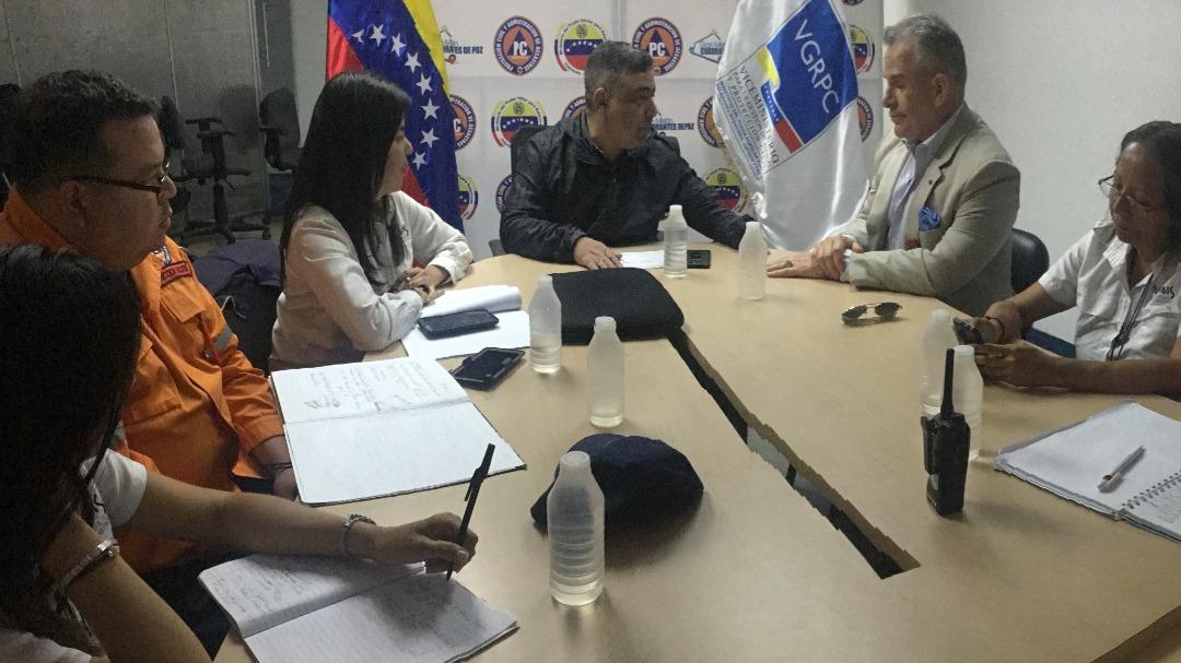 Venezuela participó en videoconferencia  internacional preparatoria al Caribe Wave 2020