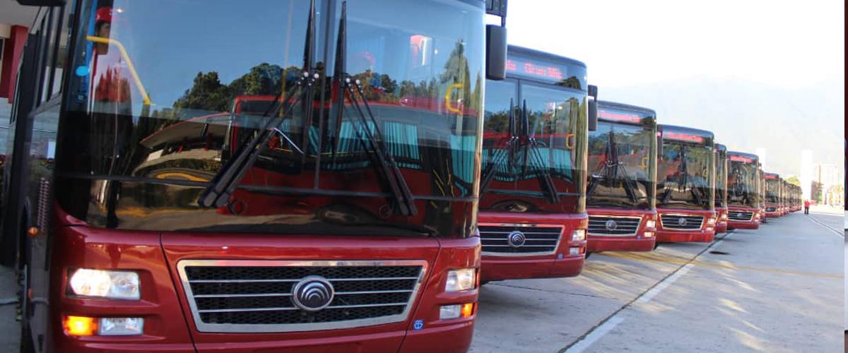 Activado el reordenamiento del Sistema de Transporte Público en el país