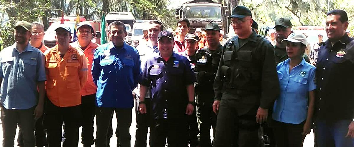 Activado en el estado Mérida grupo de respuestainmediata del Comando Unificado