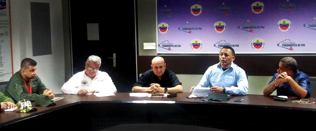 Autoridades del Estado afinan estrategias para abordar Plan Antisecuestro