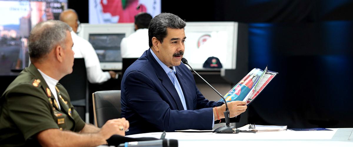 Cuerpo Nacional Especial Contra el Terrorismo garantizará la seguridad y paz del país