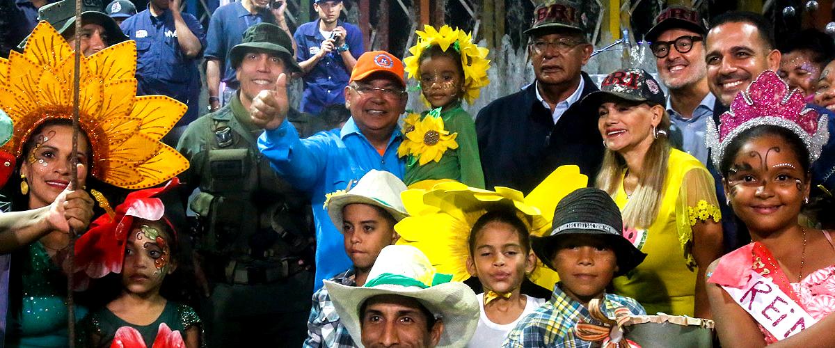 Desplegados 184 mil funcionarios para Carnavales Felices y Seguros 2020 en todo el país