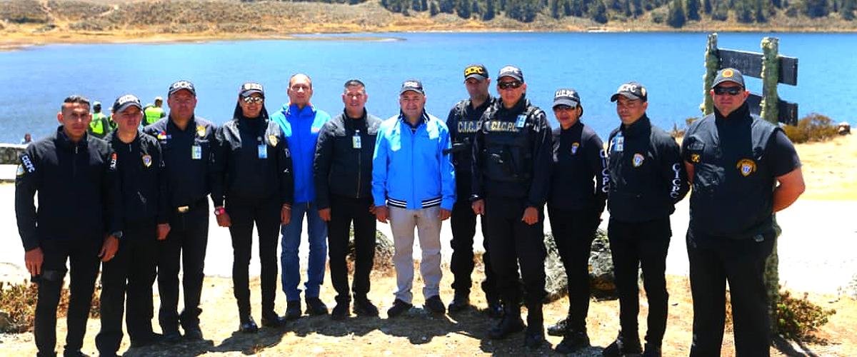 Garantizan retorno en paz de los temporadistas en Mérida