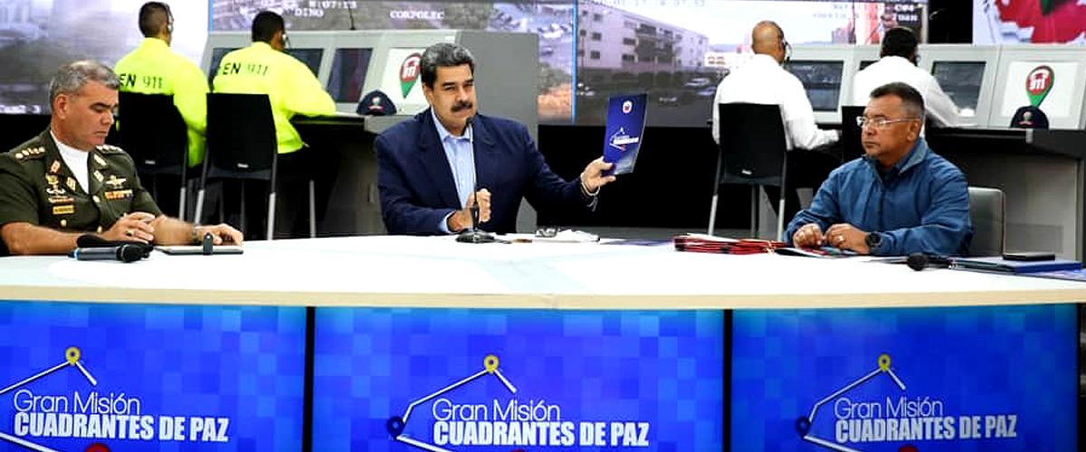 Jefe de Estado realizó el relanzamiento de la Gran Misión Cuadrantes de Paz