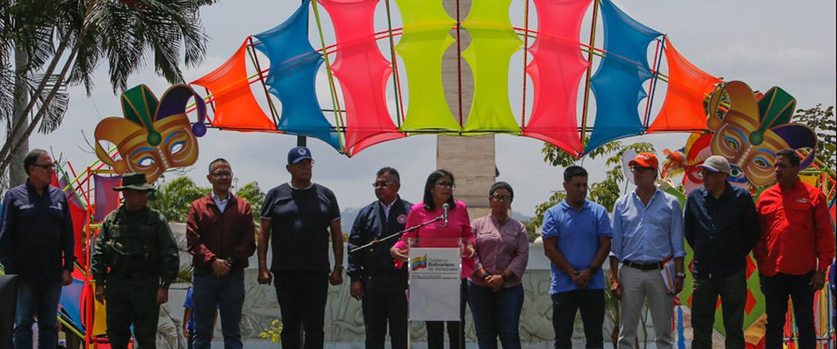 Turismo interno incrementó 43,08 % durante los Carnavales Felices y Seguros 2020