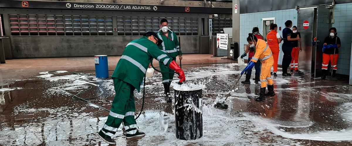 Organismos de seguridad protegen a quienes se trasladan en el Sistema Metro Caracas