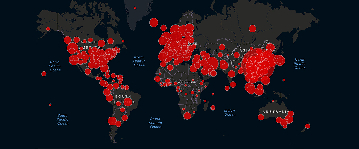 Mapas de riesgo de propagación del Covid-19 le permitirá al Inameh alertar a las autoridades