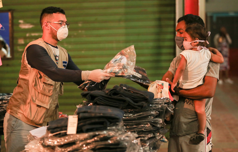 Gobierno nacional garantiza seguridad integral  a 966 familias que se encuentran en refugios caraqueños