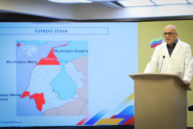 Decretada emergencia sanitaria en el estado Zulia