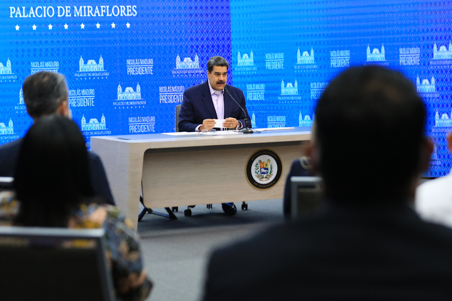 Venezuela está preparada para iniciar fase de normalidad relativa en medio de la pandemia