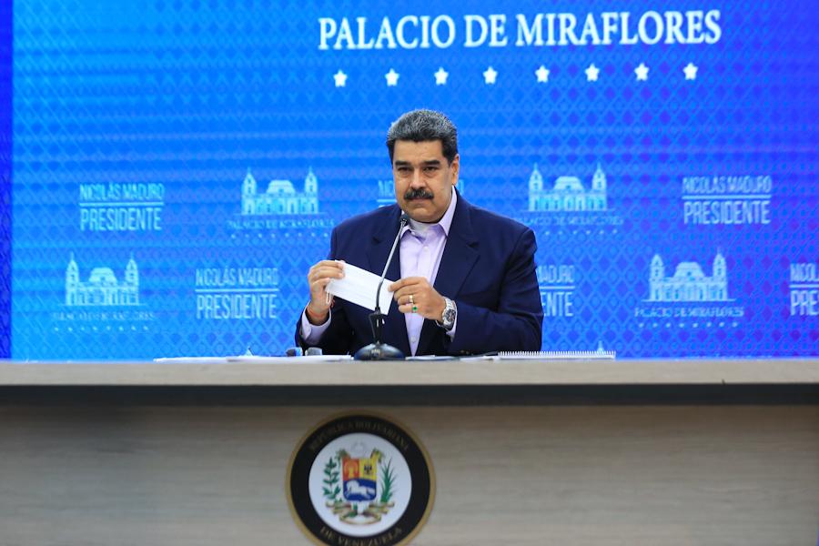 Venezuela recibió de Alemania 20 toneladas insumos médicos para combatir COVID-19