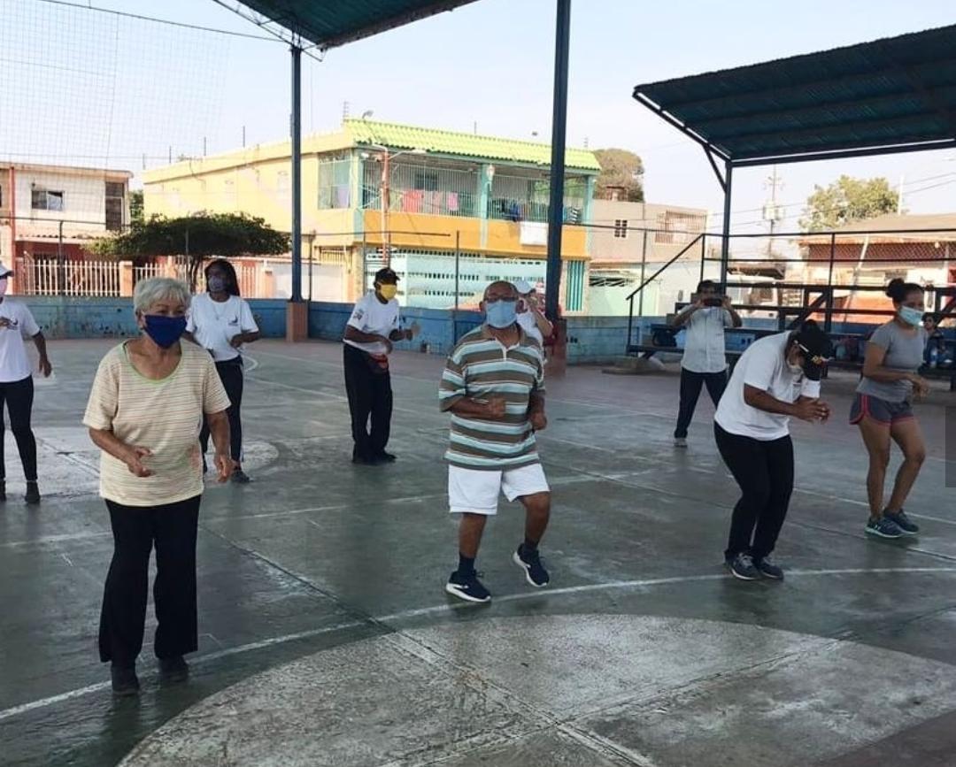 Frente Preventivo del Mpprijp articula actividades en jornadas de flexibilización en el país