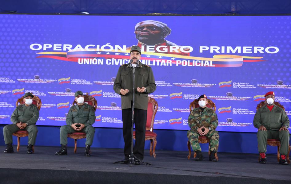 Presidente Maduro se solidarizó con toda la comunidad afroamericana estadounidense