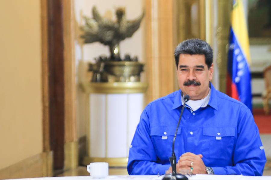 Presidente Maduro agradeció a Irán su valiente apoyo al pueblo venezolano