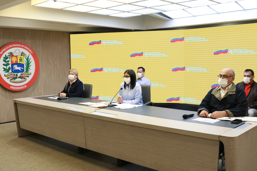 Venezuela registra 1.510 casos de Covid-19