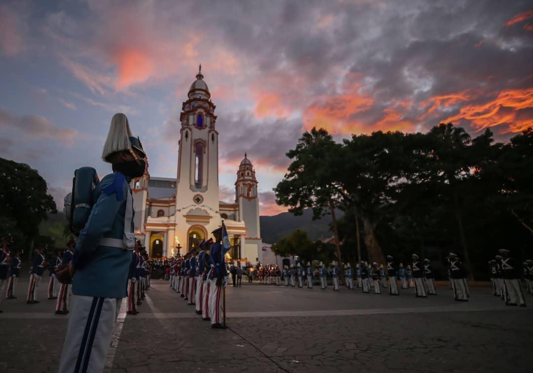 Ministro Reverol: El Libertador es fuente inspiradora para nuestros cuerpos de seguridad