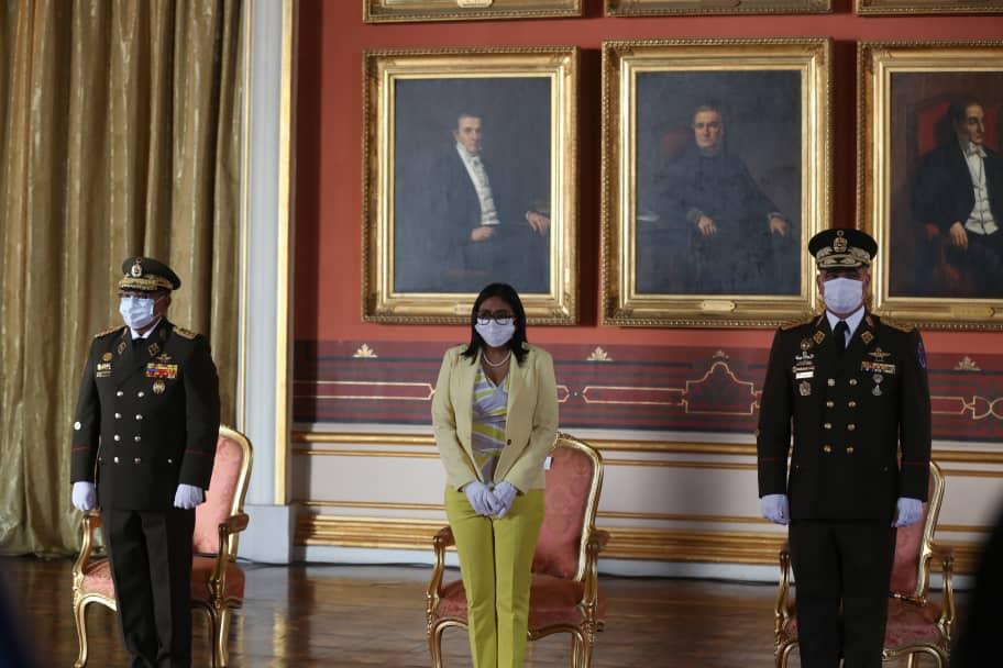 Ministro Reverol: Binomio indisoluble, el heroico pueblo venezolano y su FANB