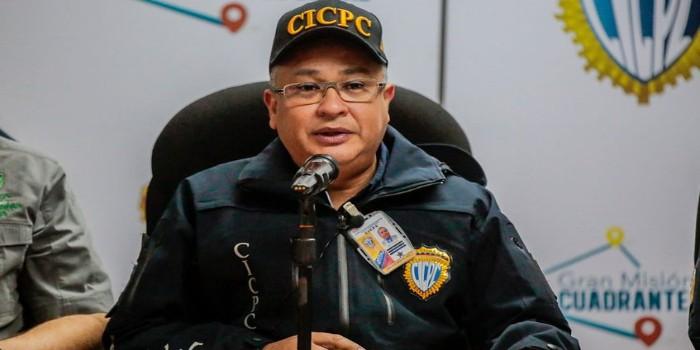 Cicpc esclarece casos de connotación en distintas zonas del país