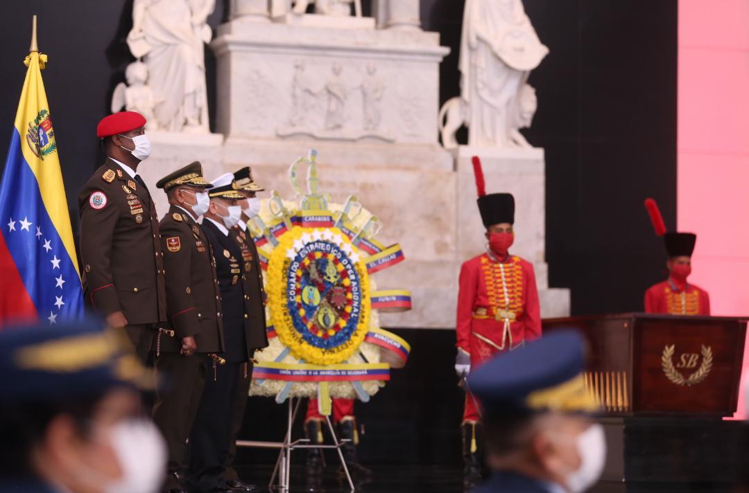Venezuela ratifica su soberanía a 209 años de la Firma del Acta de la Independencia