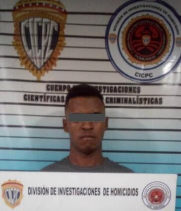 Detenida una pareja por infanticidio en Caracas