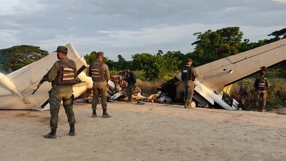 Inmovilizada aeronave en el estado Zulia al sobrevolar ilegalmente espacio aéreo