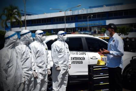 Activada unidad Post-Explosiones del Cicpc en el estado Zulia
