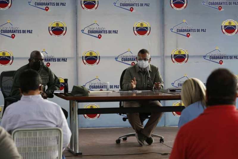 Definida hoja de ruta del Plan Nacional de Servicios Públicos en Caracas