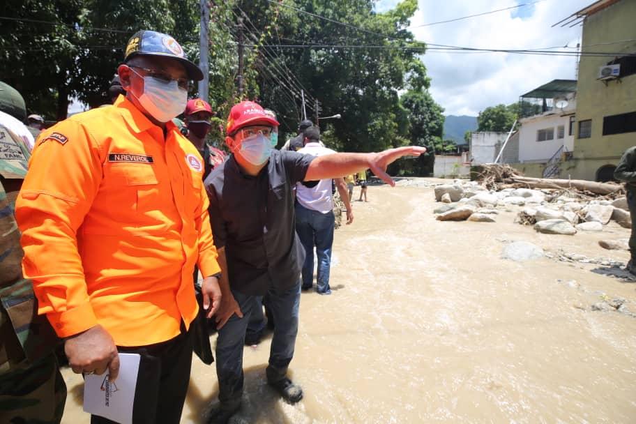 Autoridades se mantienen alerta en distintas regiones del país durante periodo lluvioso 2020