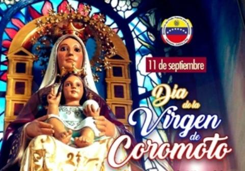 Ministro Reverol pide por la salud del pueblo a Nuestra Señora de Coromoto en su 368 aniversario
