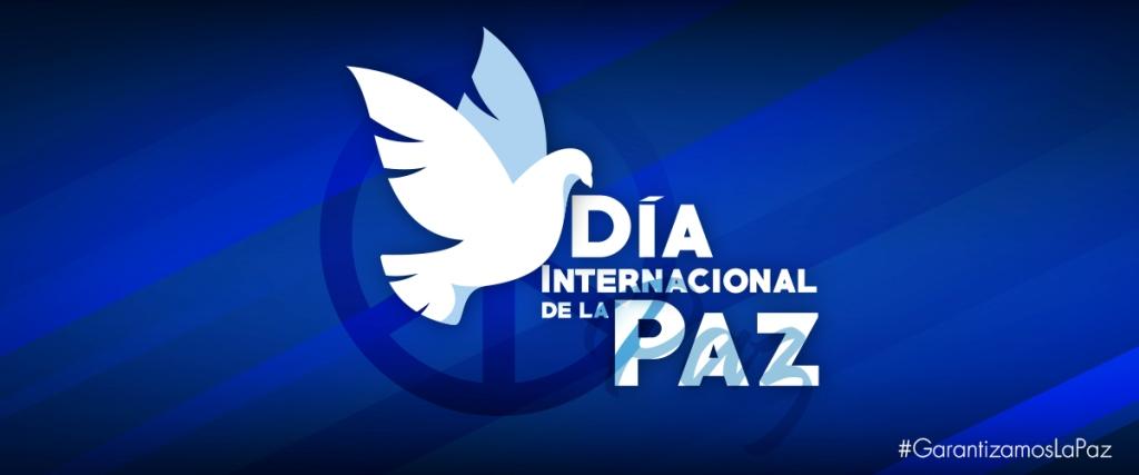 Ministro Reverol: La Paz es la presencia de justicia y el respeto al derecho ajeno