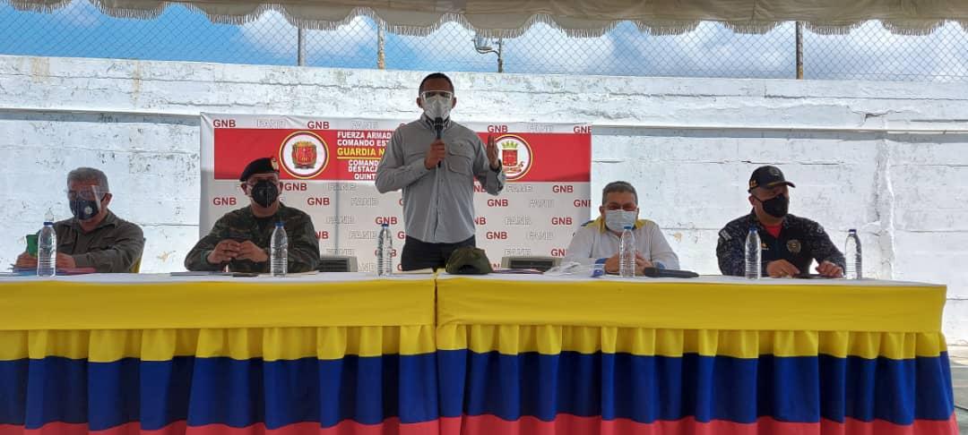 Fortalecen seguridad ciudadana en Zulia con unión cívico - militar - policial