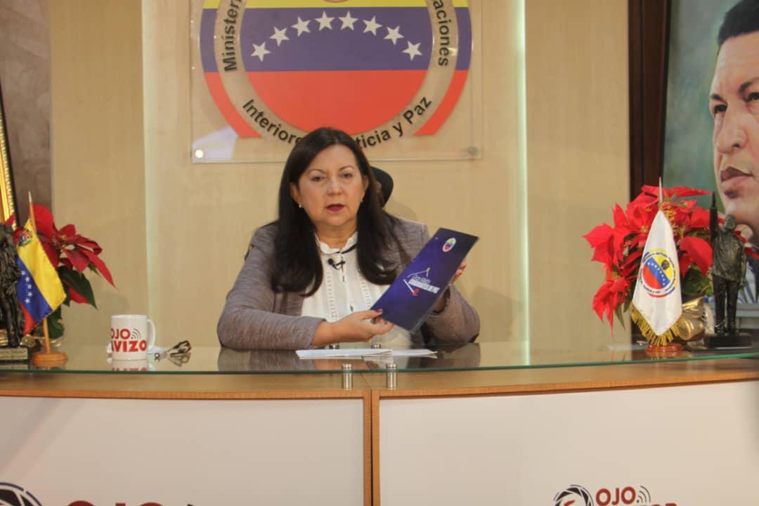 Ministra Meléndez: Órganos de seguridad del Estado activados para la protección del pueblo