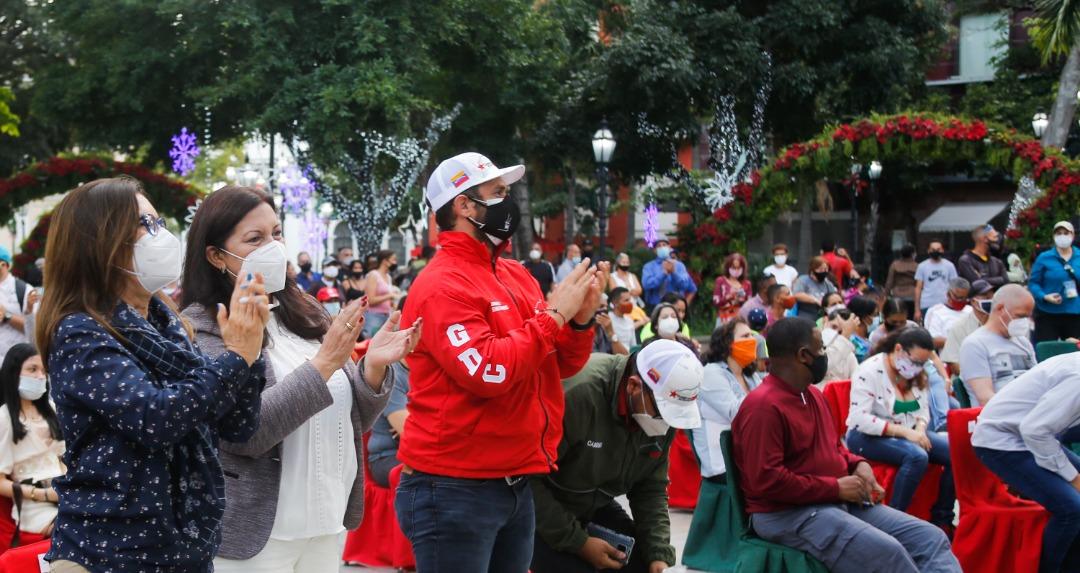 Gobierno nacional garantiza navidades seguras y en paz al pueblo venezolano