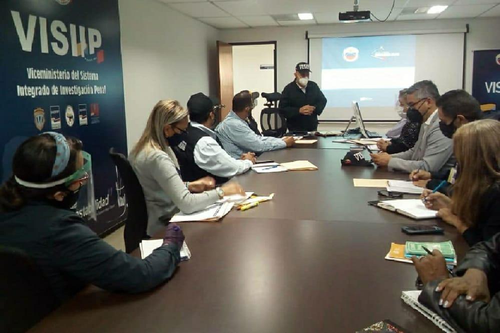 Visiip trabaja por el fortalecimiento de la investigación penal en materia de Derechos Humanos
