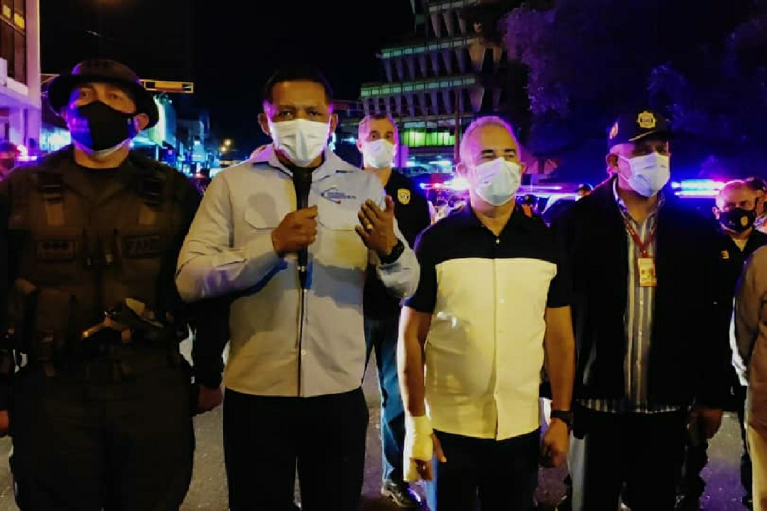 Desplegados 350 funcionarios en 23 Cuadrantes de Paz del municipio San Cristóbal