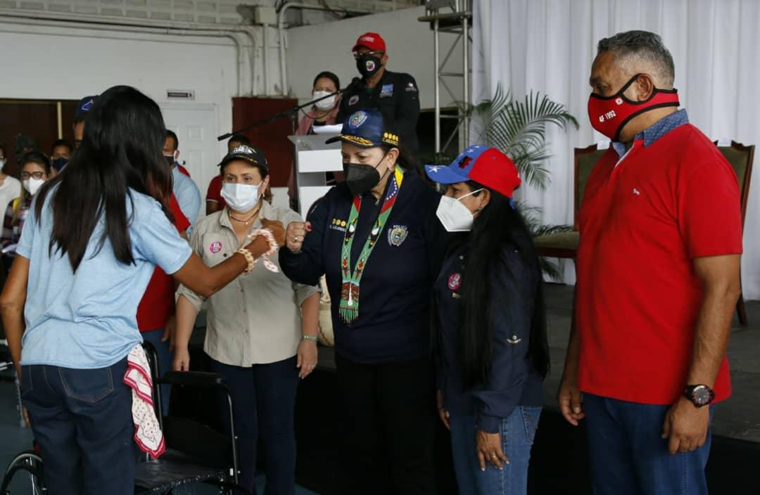 Segunda Jornada Integral Social beneficia a funcionarios policiales en Delta Amacuro
